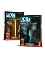 EXIT - Het Mysterieuze Museum + EXIT - De Onheilspellende Villa