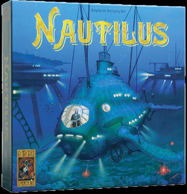 Wonderlijk Nautilus - Bordspel DZ-61
