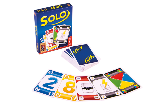 kaartspel solo