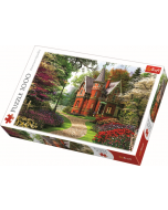 Victorian cottage / Trefl - 1000 pcs - Legpuzzel