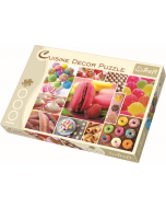 Cuisine Decor - Candy / Trefl - 1000 pcs - Legpuzzel
