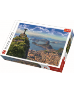 Rio de Janeiro / Trefl - 1000 pcs - Legpuzzel