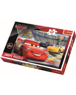Cars 3 / Disney Cars 3 - 160 pcs - Legpuzzel