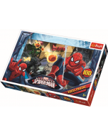Escape / Disney Marvel Spiderman - 100 pcs - Legpuzzel