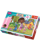 Play time! / Disney Doc McStuffins - 60 pcs - Legpuzzel
