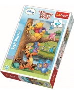 A little something / Disney Winnie the Pooh - 60 pcs - Legpuzzel