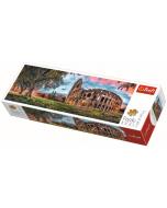 Panorama - Colosseum at dawn / Trefl - 1000 pcs - Legpuzzel