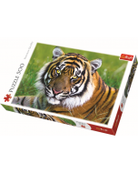 Tiger / Trefl - 500 pcs - Legpuzzel