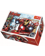 Mini - Avengers Team / Disney Marvel Picture 3 - 54 pcs - Legpuzzel