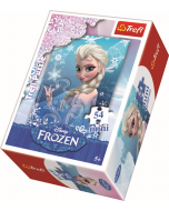 Mini - Frozen / Disney Frozen Picture 1 - 54 pcs - Legpuzzel