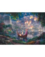 Disney Rapunzel 1000 pcs - Legpuzzel