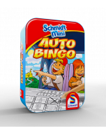 Auto-Bingo small - Indoor actiespel