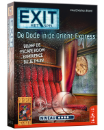 EXIT - De dode in de Orient Express - Bordspel