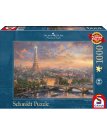 Paris, City of Love, 1000 pcs