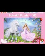 Princess of the unicorns 100 pcs