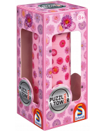 Puzzle Tower adults, Flowers - Breinbreker
