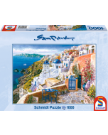 View from Santorin 1000 pcs