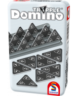 Tripple Domino tin - Breinbreker