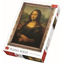 Mona Lisa / Trefl - 1000 pcs - Legpuzzel