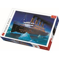 Titanic - 1000 stukjes - Legpuzzel