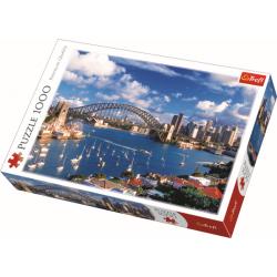 Port Jackson, Sydney, 1000 stukjes - Puzzel