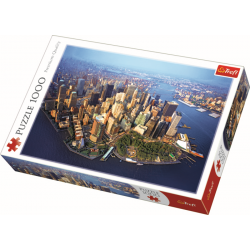 New York / Trefl - 1000 pcs - Legpuzzel