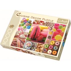 Cuisine Decor - Candy - 1000 stukjes - Legpuzzel