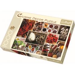 Cuisine Decor - Spices, 1000 stukjes - Puzzel