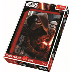 On the dark side of the Force / Star Wars, 1000 stukjes - Puzzel