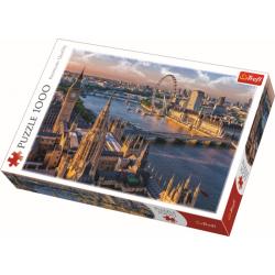 Londen, 1000 stukjes - Puzzel