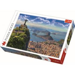 Rio de Janeiro, 1000 stukjes - Puzzel
