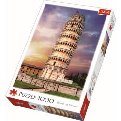 Pisa tower / Trefl - 1000 pcs - Legpuzzel