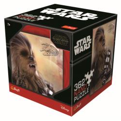 Nano - Chewie /  Star Wars Episode VI 362 stukjes - Puzzel