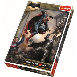 Batman v Superman, 260 stukjes - Legpuzzel