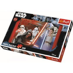 Lightsabers/ Star Wars Episode VII,  200 stukjes - Puzzel