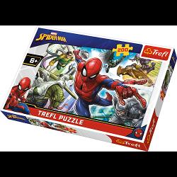 Spider-Man, 200 stukjes - Puzzel