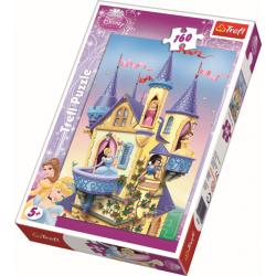 The Palace of Princesses / Disney Princess - 160 pcs - Legpuzzel