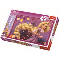 Rapunzel's Braid / Disney Tangled - 160 pcs - Legpuzzel