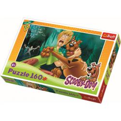 Red ons!  Scooby Doo, 160 stukjes - Legpuzzel