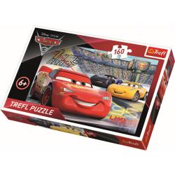 Cars 3 - 160 stukjes - Legpuzzel