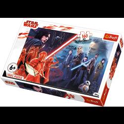 Star Wars Episode VIII, 160 stukjes - Puzzel