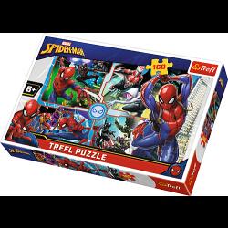 Spider-Man, 160 stukjes - Puzzel