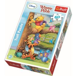 Winnie the Poeh, 60 stukjes - Legpuzzel