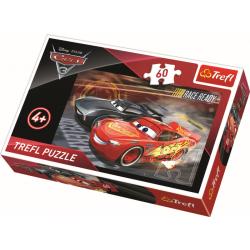 Cars 3 / Disney - 60 pcs - Legpuzzel