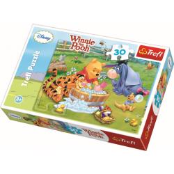 Winnie the Pooh - 30 stukjes - Legpuzzel