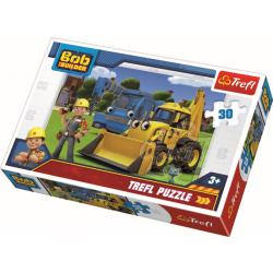 Bob de Bouwer, 30 stukjes - Legpuzzel