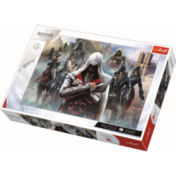 Collage - Assasin Creed / Trefl - 1500 pcs - Legpuzzel