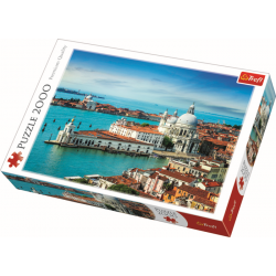 Venice, Italy / Trefl - 2000 pcs - Legpuzzel