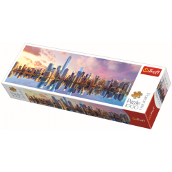 Panorama - Manhattan / Trefl - 1000 pcs - Legpuzzel