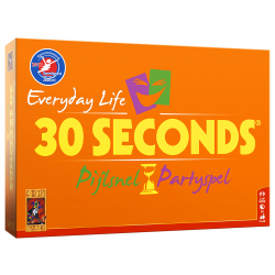 30 Seconds Everyday - Bordspel